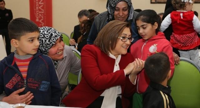 Şahin, 991 çocuğun hayalini gerçekleştirdi