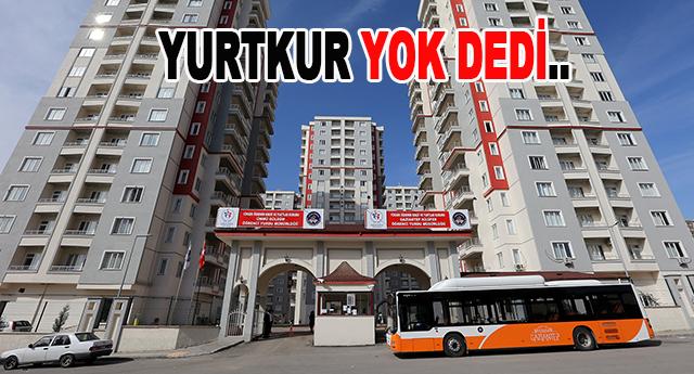Şahin otobüs verdi