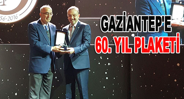 Türk Eczacılar Birliği 60. yılını kutluyor