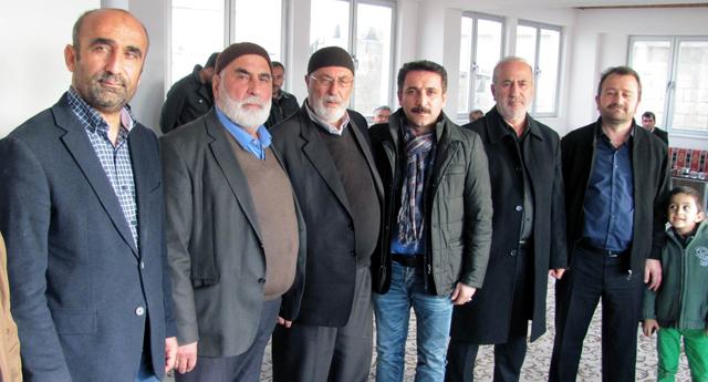 Latif Doğan'dan Taziye Ziyareti