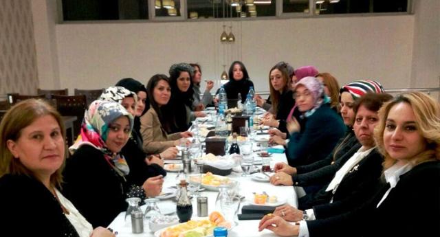 Kadın Kollarından Toplantı