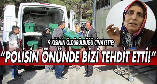 ACILI ANNE CİNAYETLE İLGİLİ KONUŞTU !
