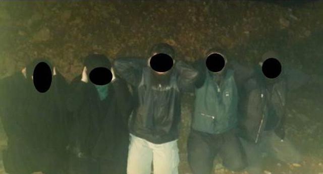 Işid'in Çocuk Militanları Yakalandı