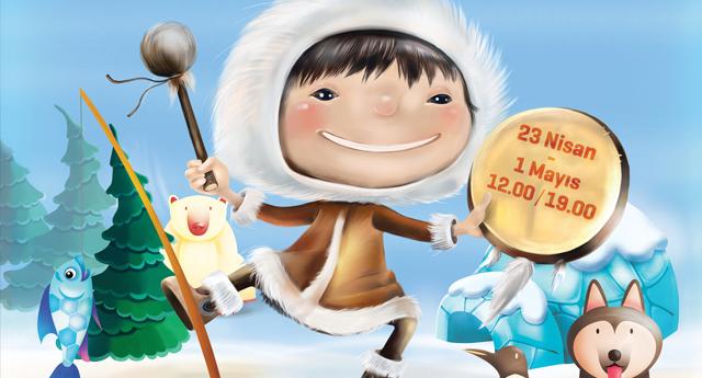 Eskimo olmak ister misiniz ?