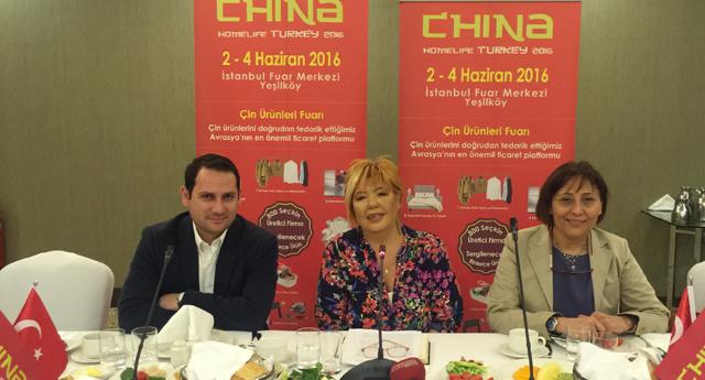China Homelife fuarına davet